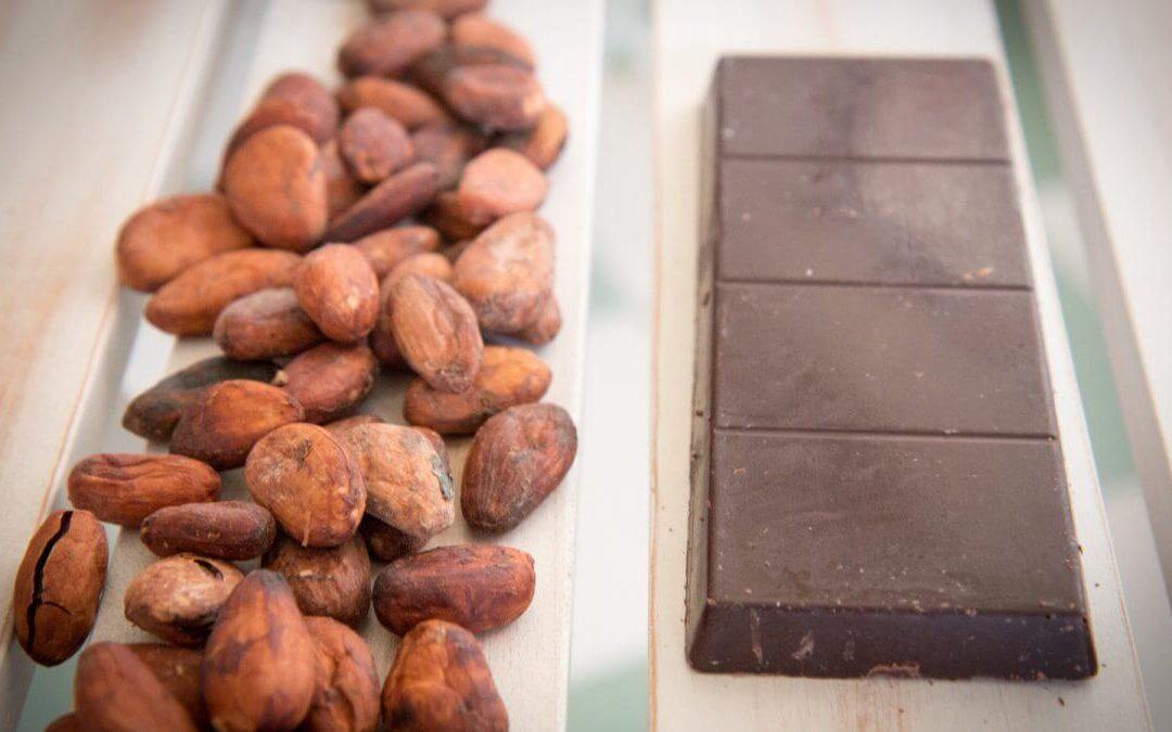 Il Cioccolato di Modica cambia col bean to bar, grazie a Donna Elvira