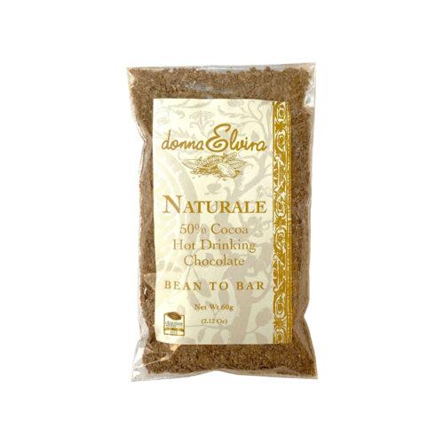 Cioccolata in polvere al naturale 60g